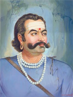 Ramadeva, the Yadava king of Devagiri