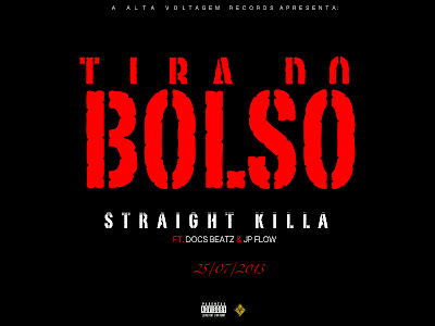 Rap Angolano - Straight Killa - Tira do Bolso (Feat. Docs Beatz & Jp Flow)