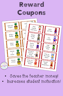 If you are searching for alternatives to a prize box, search no further! These classroom coupons offer teachers numerous rewards for their students. They encourage positive reinforcement. Reward coupons are a form of behavioral management for your classroom. This blog post shares specific strategies on how to use this reward system, storage, as well as the basics behind Classroom Coupons. {Elementary Students, Kindergarten, First, Second, Third, and Fourth Grades}