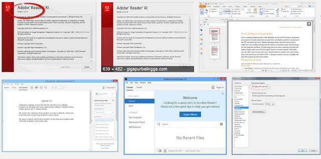 Adobe Reader XI Free Download For Windows