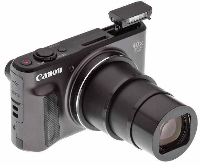 Canon Powershot SX720 HS, Cameras, specification
