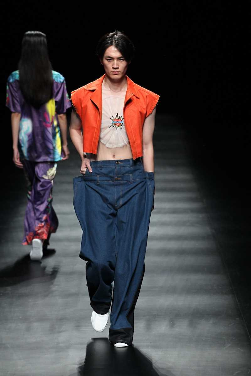 Philippines Fashion Meets Tokyo Spring Summer 2018 Tokyo Fashion Week Male Fashion Trends