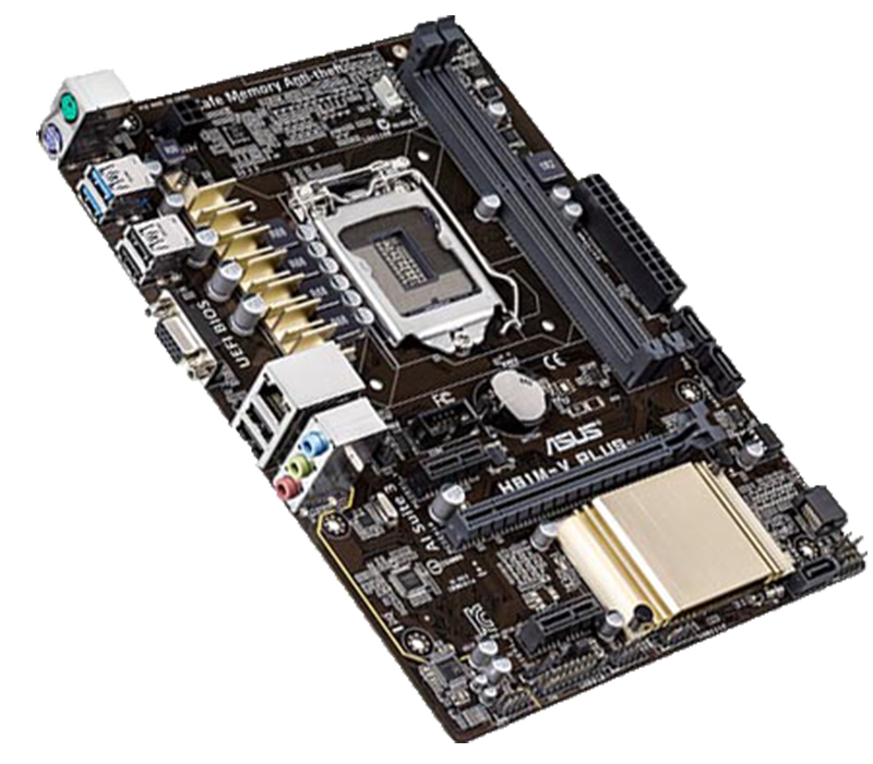 Asus H81M-V PLUS Motherboard Drivers for Mac