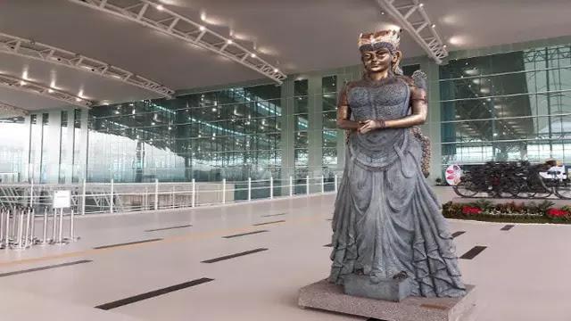 Memukau Banget! Ini Kerennya Penampakan Bandara Kertajati yang Diresmikan Presiden Jokowi, Nggak Nyangka....