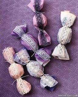 Осенняя конфетка