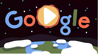 Google Doodle Celebrate Earth Day 2019