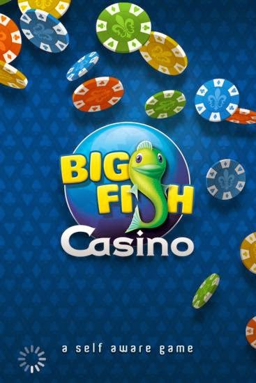 Big fish casino free spins today