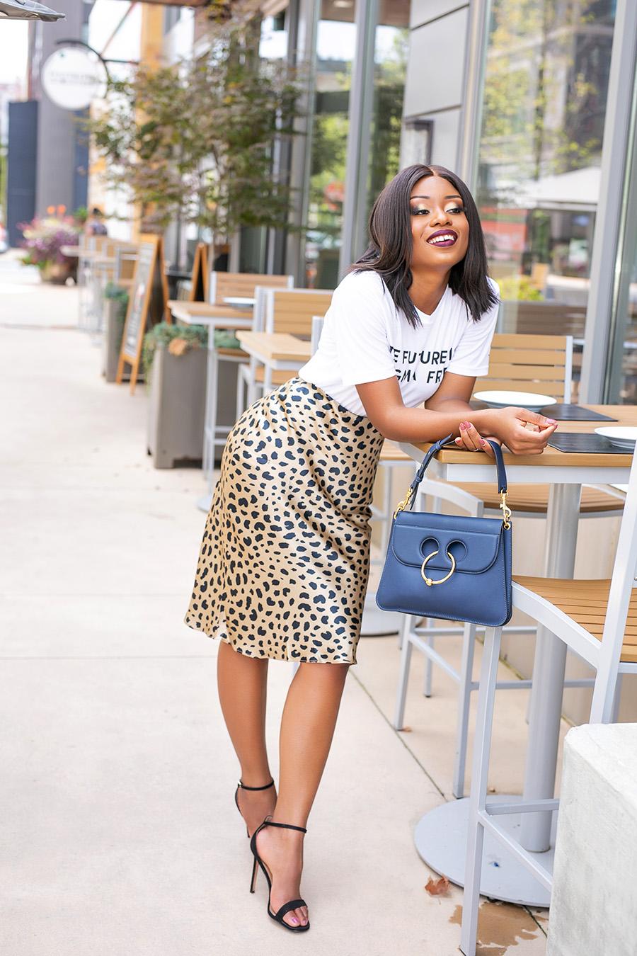 leopard print skirt, www.jadore-fashion.com