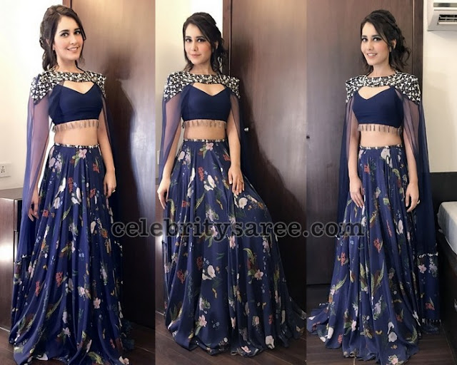 Raashi Khanna at Jai Lavakusha Promotion