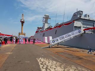 Kapal PKR-2 KRI I Gusti Ngurah Rai-332