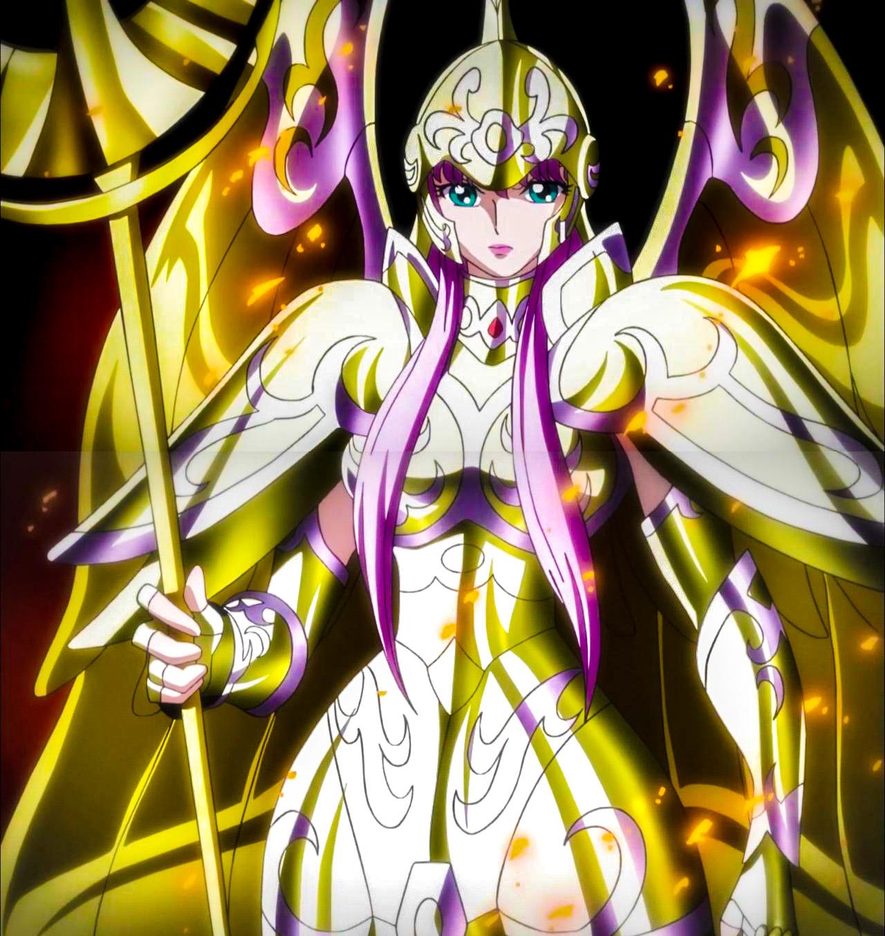 El Blog D'erGuiri: Saint Seiya Omega 45