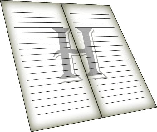 Bloco de notas em Java