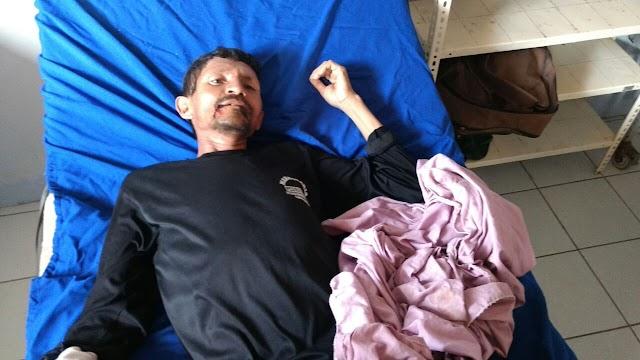 Hospital de Chaval procura familiares de paciente