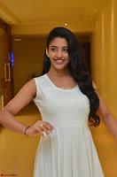Daksha Nagarkar Cute Beauty in Sleeveless White Dress at Khwaaish Exhibition Launch 2017 ~  Exclusive 062.JPG