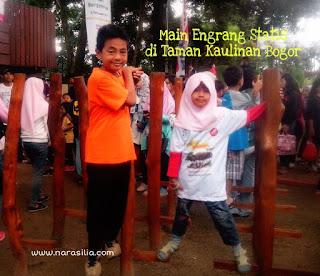 Ayo Main dan Olahraga Di Taman Kaulinan Bogor