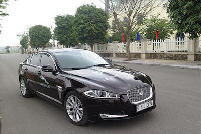 Cho Thuê xe cưới jaguar