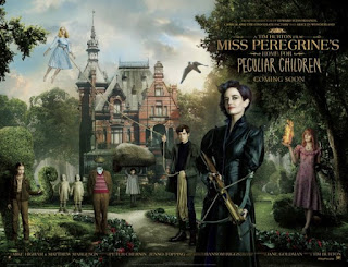 Download Film Miss Peregrine's Home for Peculiar Children (2016) Sub Indo Bluray
