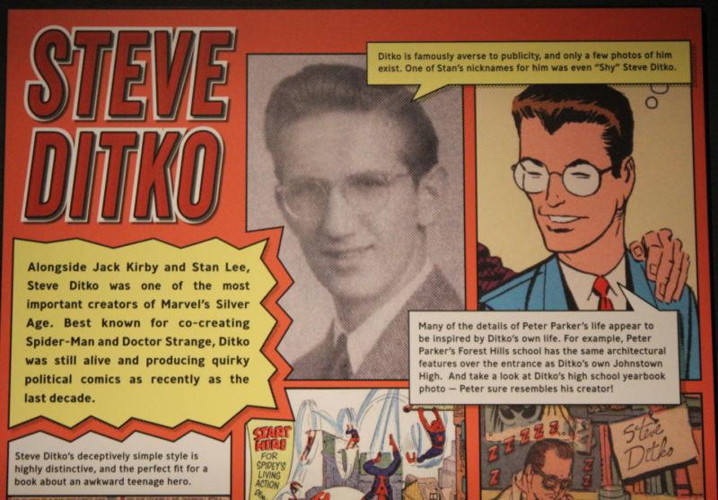 Pencipta Comic Spider-Man Steve Ditko Tewas