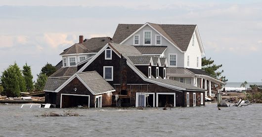 How Rising Seas and Coastal Storms Drowned the U.S. Flood Insurance Program