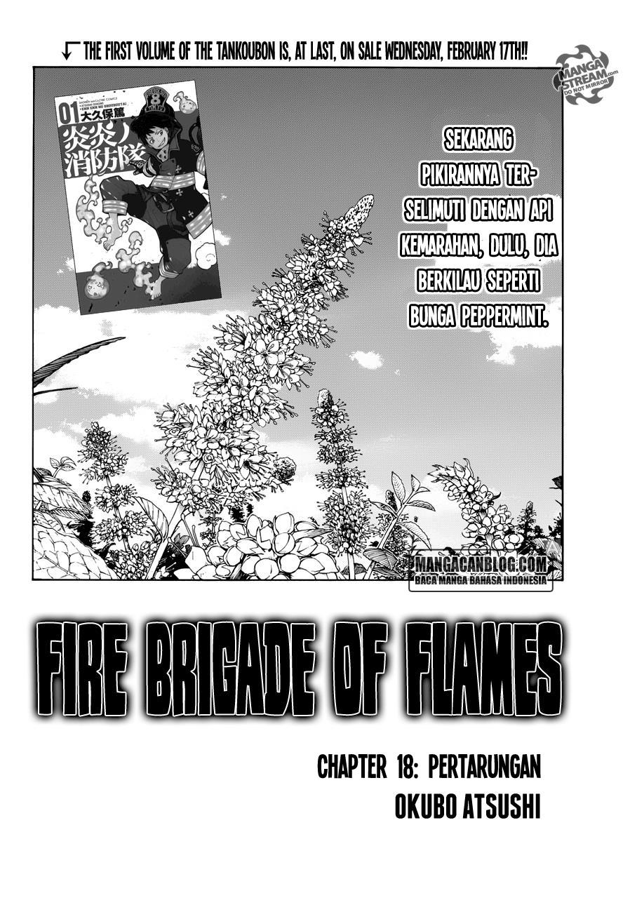 Komik fire brigade of flames 018 - pertarungan 19 Indonesia fire brigade of flames 018 - pertarungan Terbaru 2 Baca Manga Komik Indonesia