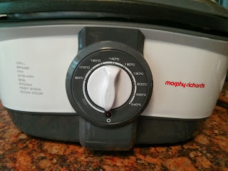 Morphy Richards Intellichef Multicooker - #Review #Giveaway