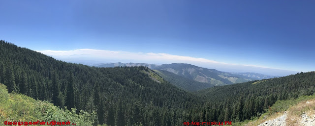 Silver Star Mountain Panoramic View