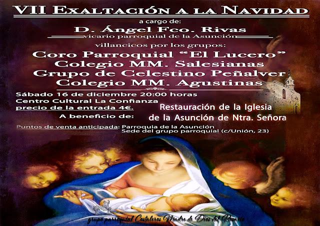 VII Exaltación a la Navidad