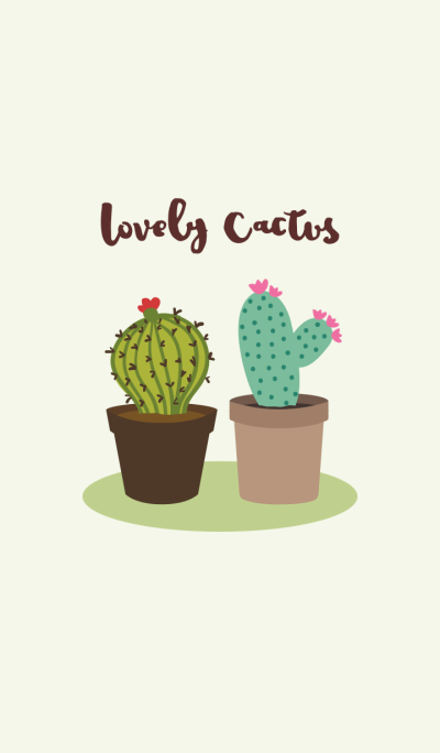 My Lovely Cactus