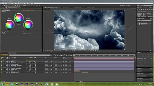 Adobe After Effects CC 2018 v15.1.1.12 Portable (x64), Create amazing animated graphics and visual effects