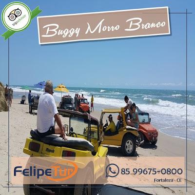 Passeios de buggy Praias do Ceará