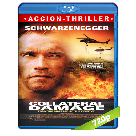 Daño Colateral HD720p Lat-Cast-Ing 5.1 (2002)