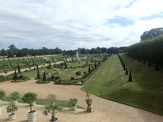 Hampton Court Palace formal gardens