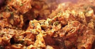 दही पापड़ की सब्ज़ी रेसिपी - Dahi Papad Ki Sabzi Recipe - How to Make Dahi Papad Ki Sabzi at Home