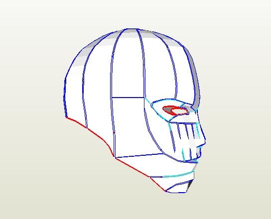deathstroke helmet template pdf queen s university belfast