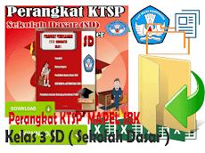 Perangkat KTSP SD Kelas 3 Mapel SBK Format Words