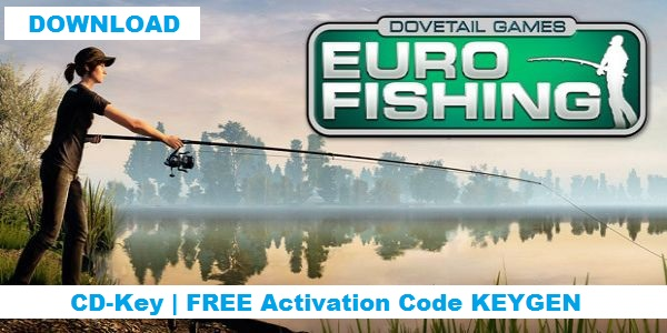Euro Fishing code, Euro Fishing serial key, Euro Fishing steam key, Euro Fishing product key