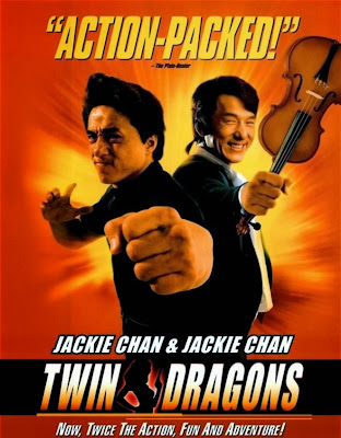 Poster Of Twin Dragons 1992 Full Movie In Hindi Dubbed Download HD 100MB Chinese Movie For Mobiles 3gp Mp4 HEVC Watch Online