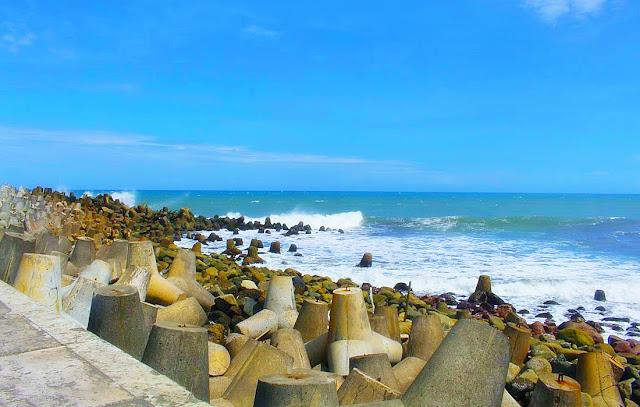 Wisata Pantai Glagah Kulon Progo Memang Indah