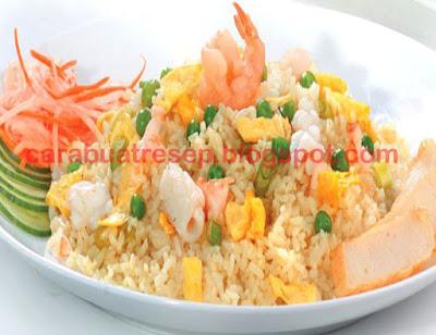 Resep Nasi Goreng Hongkong Ala Resto Sederhana Spesial Asli Enak CARA MEMBUAT NASI GORENG HONGKONG ALA RESTO