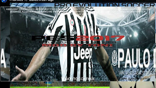 FTS Mod PES 17 by Ahmad Fahtoni Apk + Data