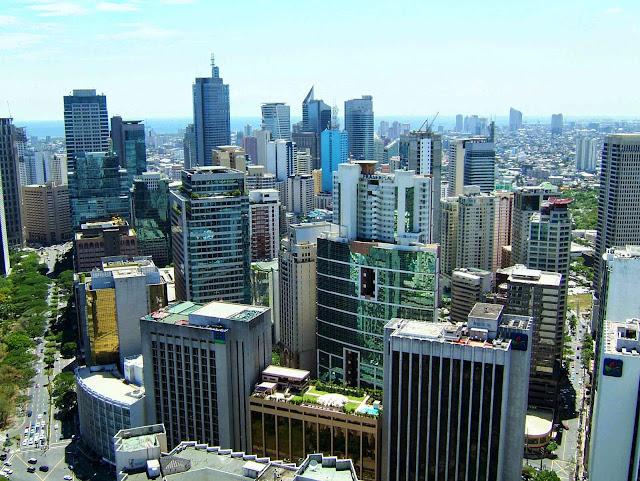Makati czyli najbogatsza dzielnica Manili