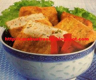 Foto Resep Tofu Squares Asli Enak