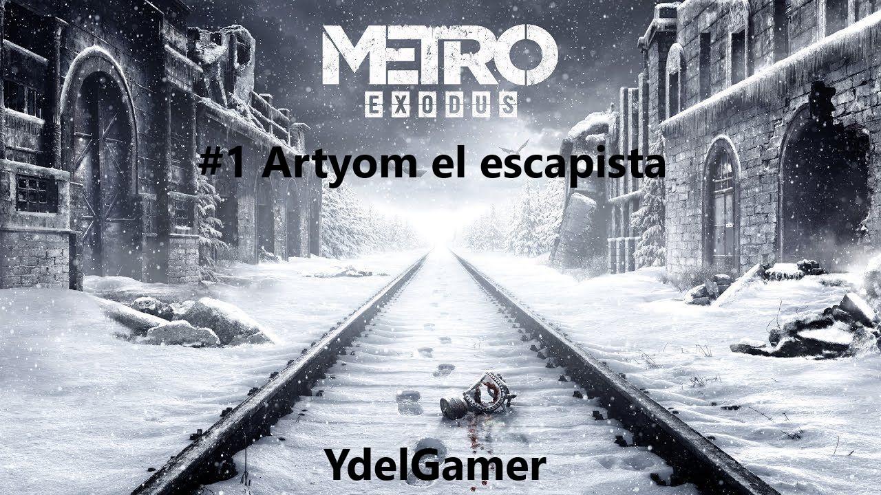 Metro Exodus. Saga Metro
