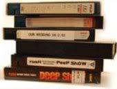 VHS kasetės