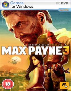 تحميل لعبة Max Payne 3 + All DLC