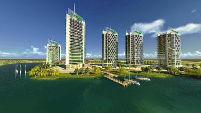 Five Star Eco City - Cuộc sống bình yên, thiên nhiên ban tặng