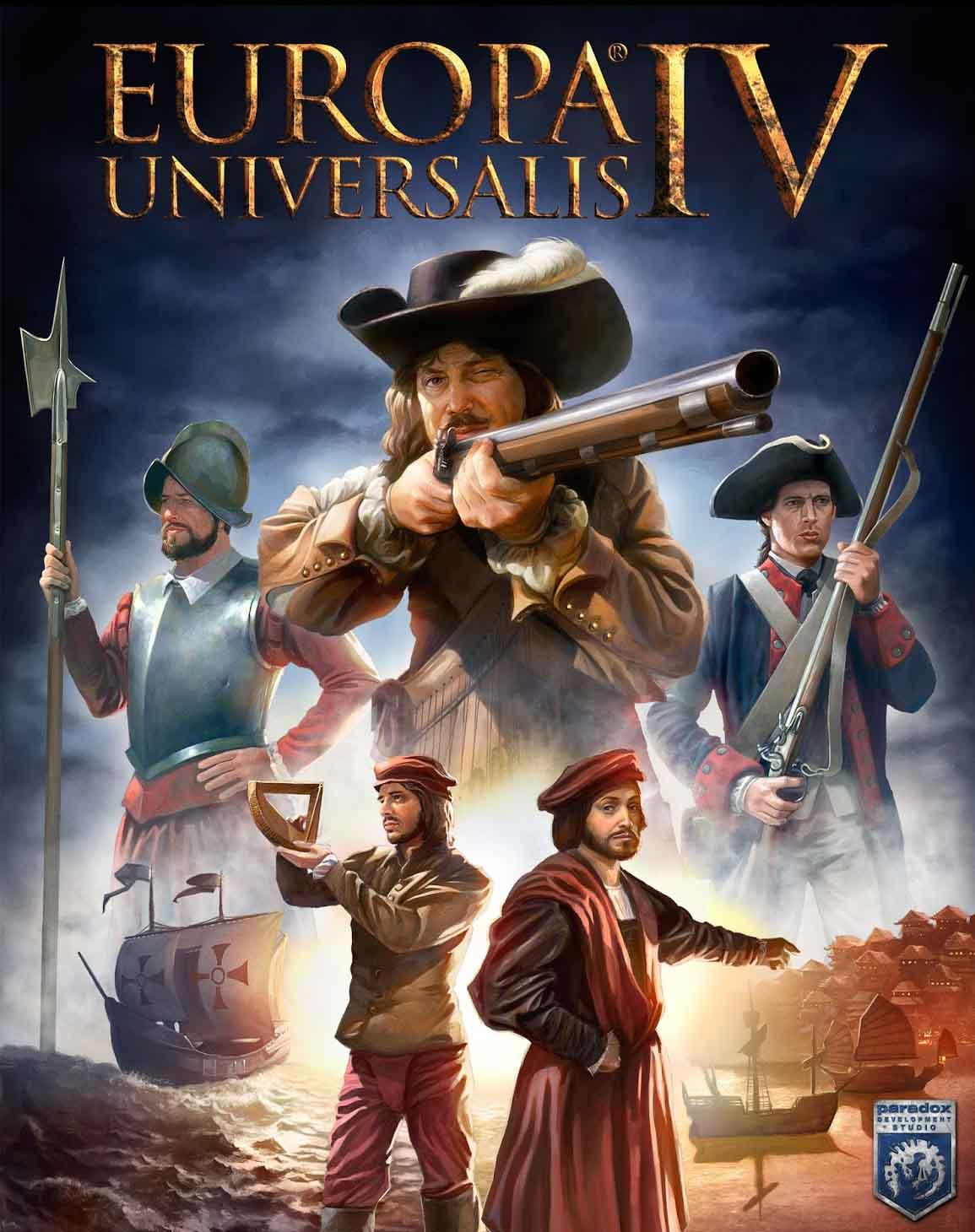 [Mac] Europa Universalis IV  download