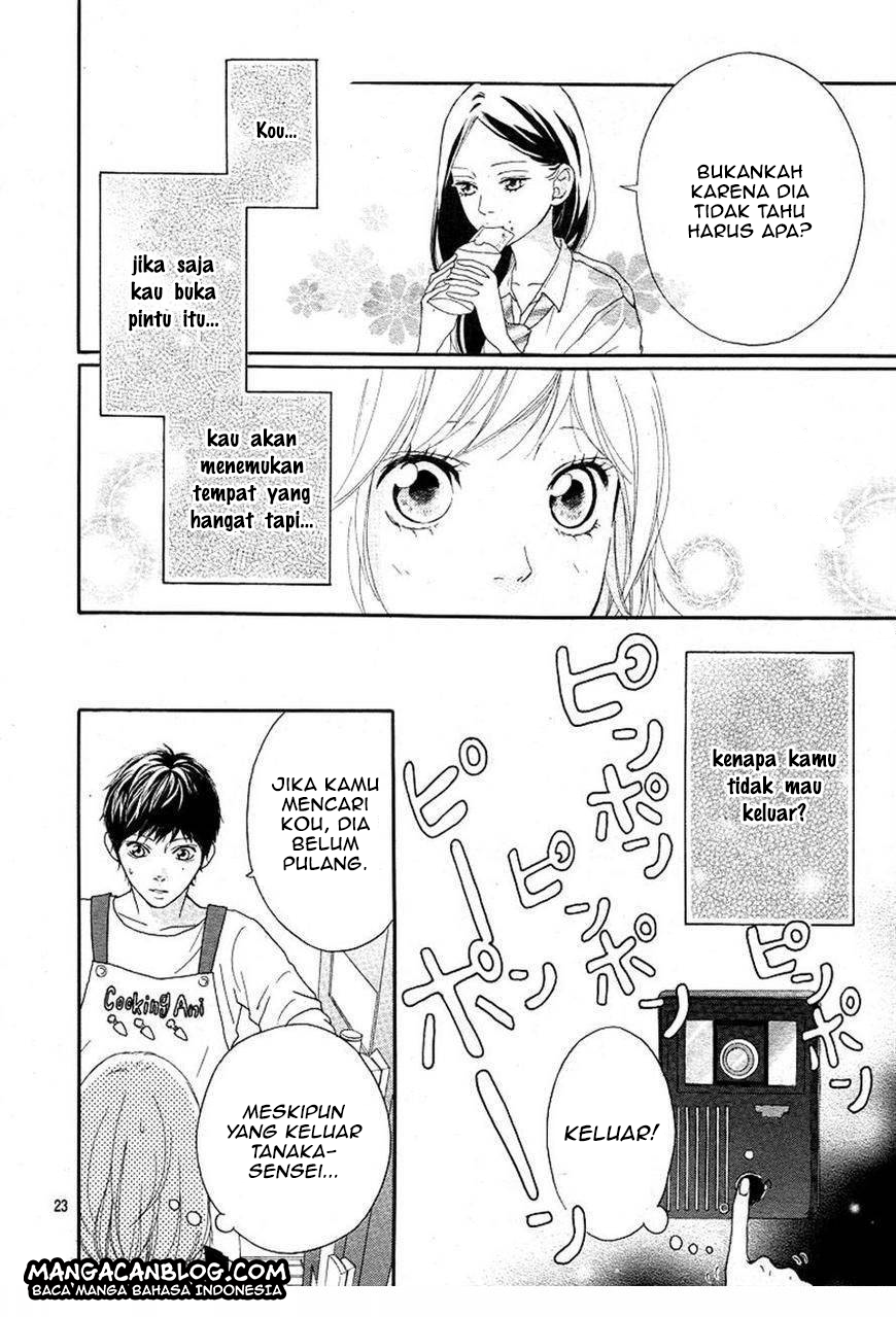 Ao Haru Ride Chapter 13-21