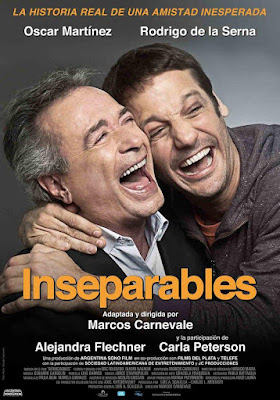 Inseparables 2016 DVDR R4 NTSC Latino