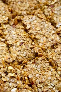 Crunchy Coconut Granola Bars: Savory Sweet and Satisfying